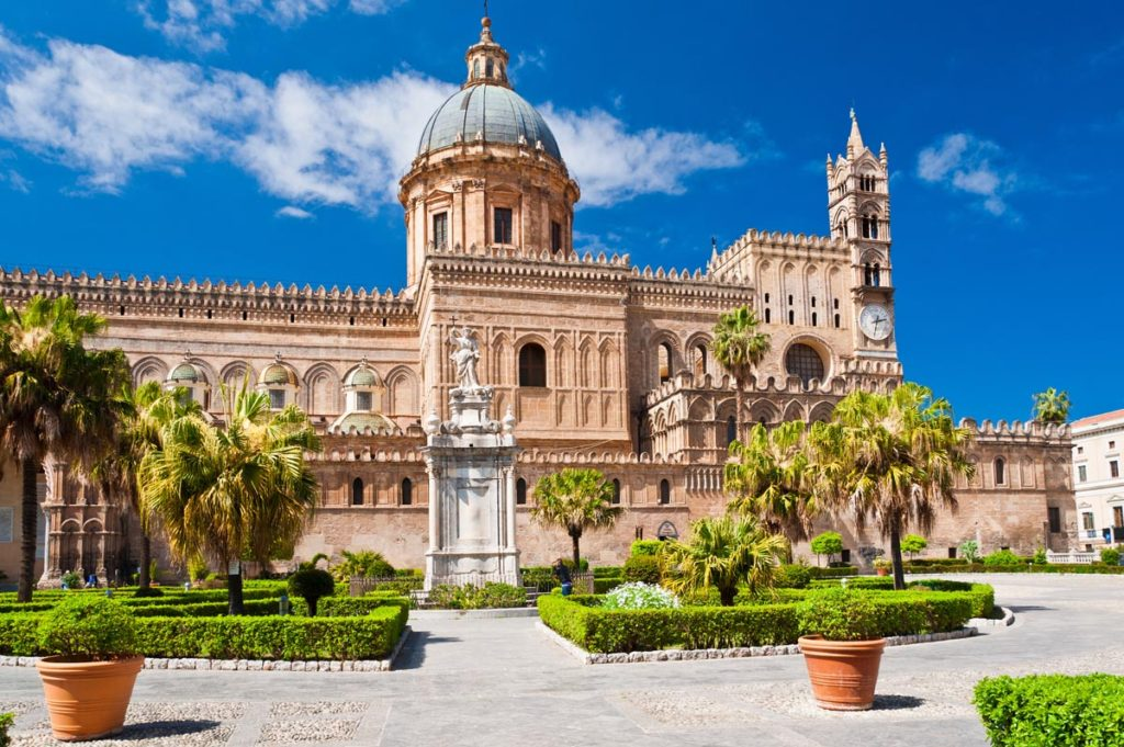 The Cathedral of Palermo (Italy) Splendors of Italy