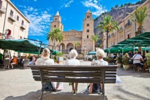 Cefalu, Sicily, South of Italy - Splendors of Italy