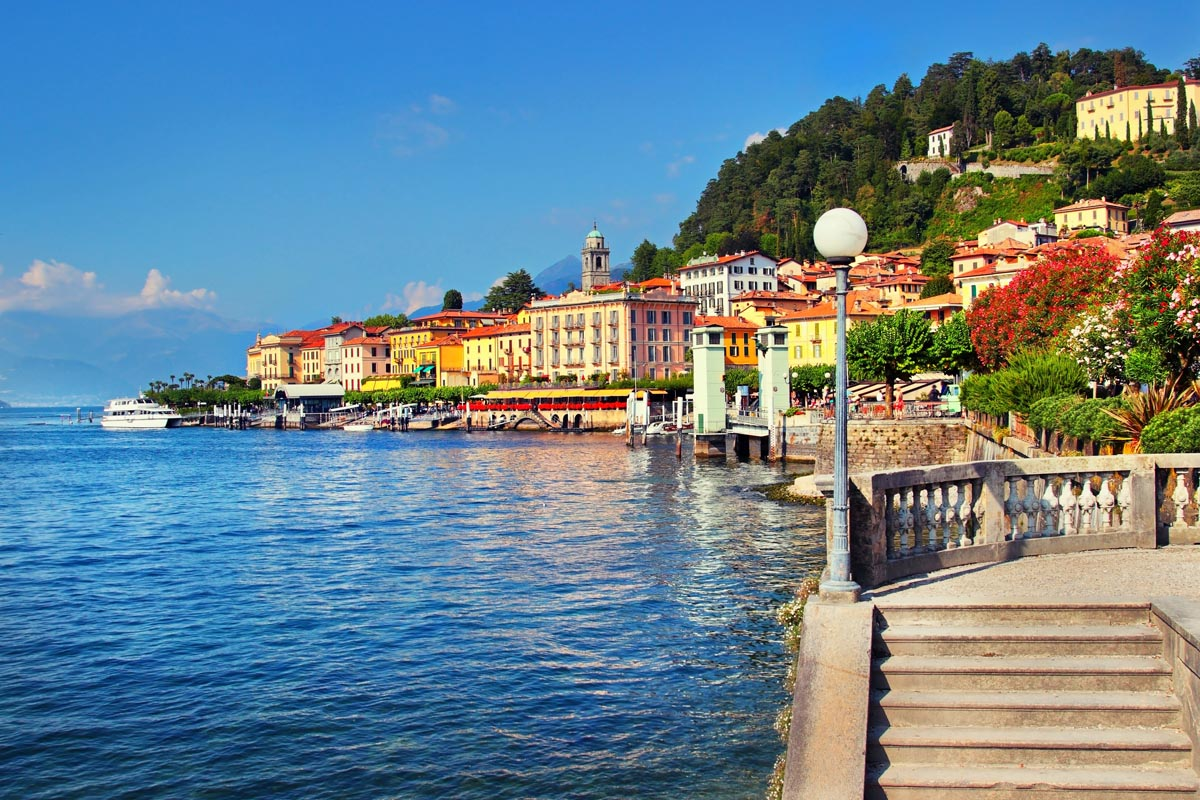 Bellagio - Splendors of Italy