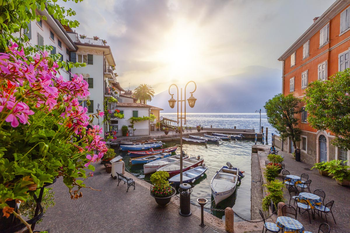 Garda Lake - Splendors of Italy